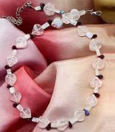 Frauensteine, Kristallklar Farbe