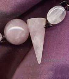 Frauensteine, Edelstein Rosa