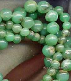 Heilsteine Kopfschmerzen, Grüne Edelsteine