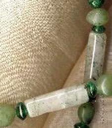 Edelstein grün