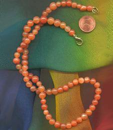 Frauensteine, Gesundheitssteine, Edelstein Orange
