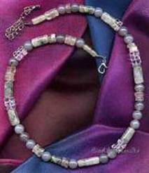 Edelstein Farbe, Achat, Bergkristall